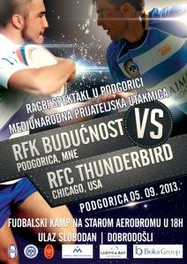 Copy of MNE VS USA Plakat A3
